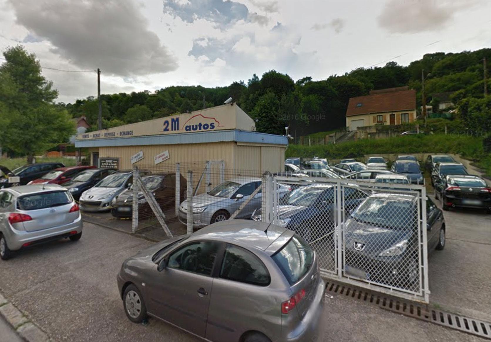 Garage Mantes La Ville